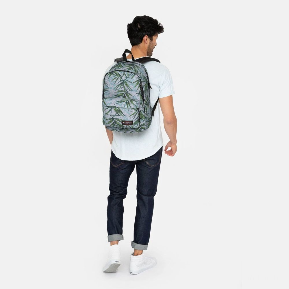 Eastpak Back To Work Brize Mel Grey