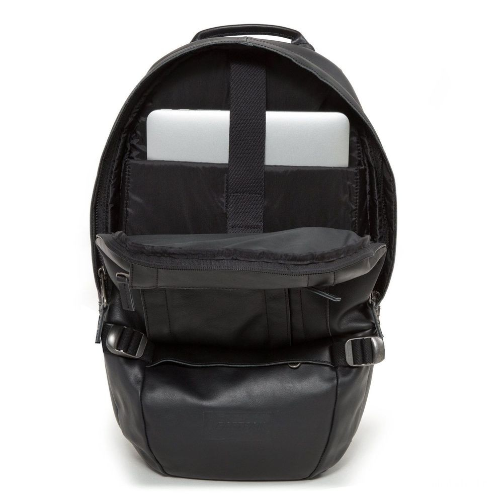[CYBER MONDAY] Eastpak Floid Black Ink Leather