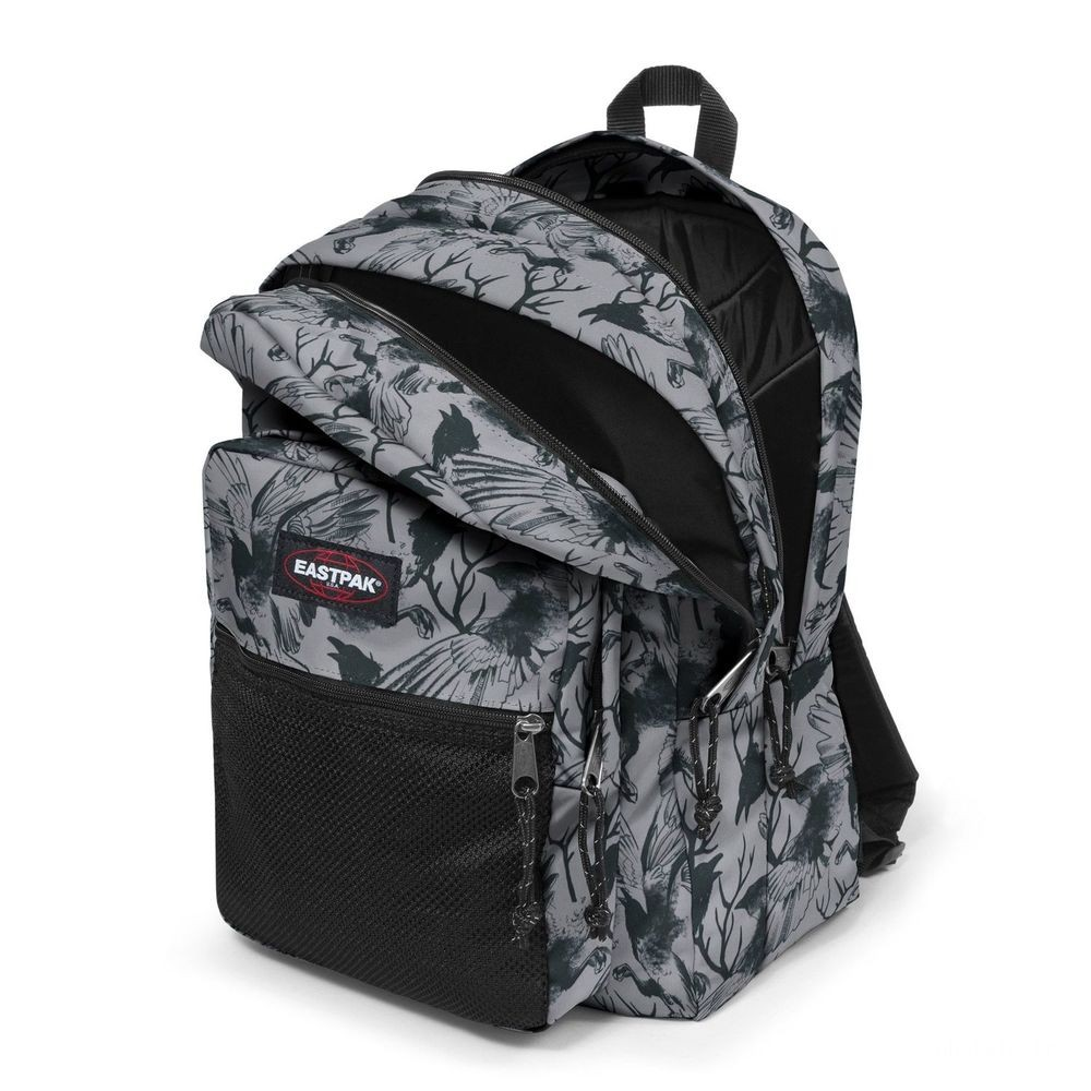 Eastpak Pinnacle Dark Forest Grey - Soldes
