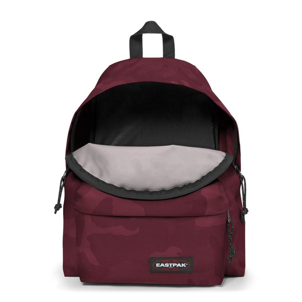 Eastpak Padded Pak'r® Tonal Camo Red - Soldes