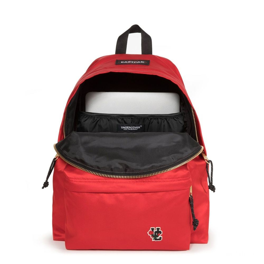 Eastpak Undercover Padded Pak'r® UC Red Satin