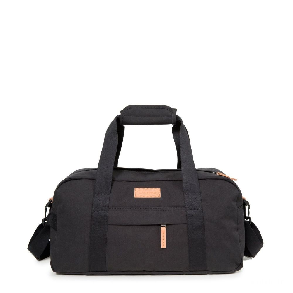 Eastpak Compact + Super Black - Soldes