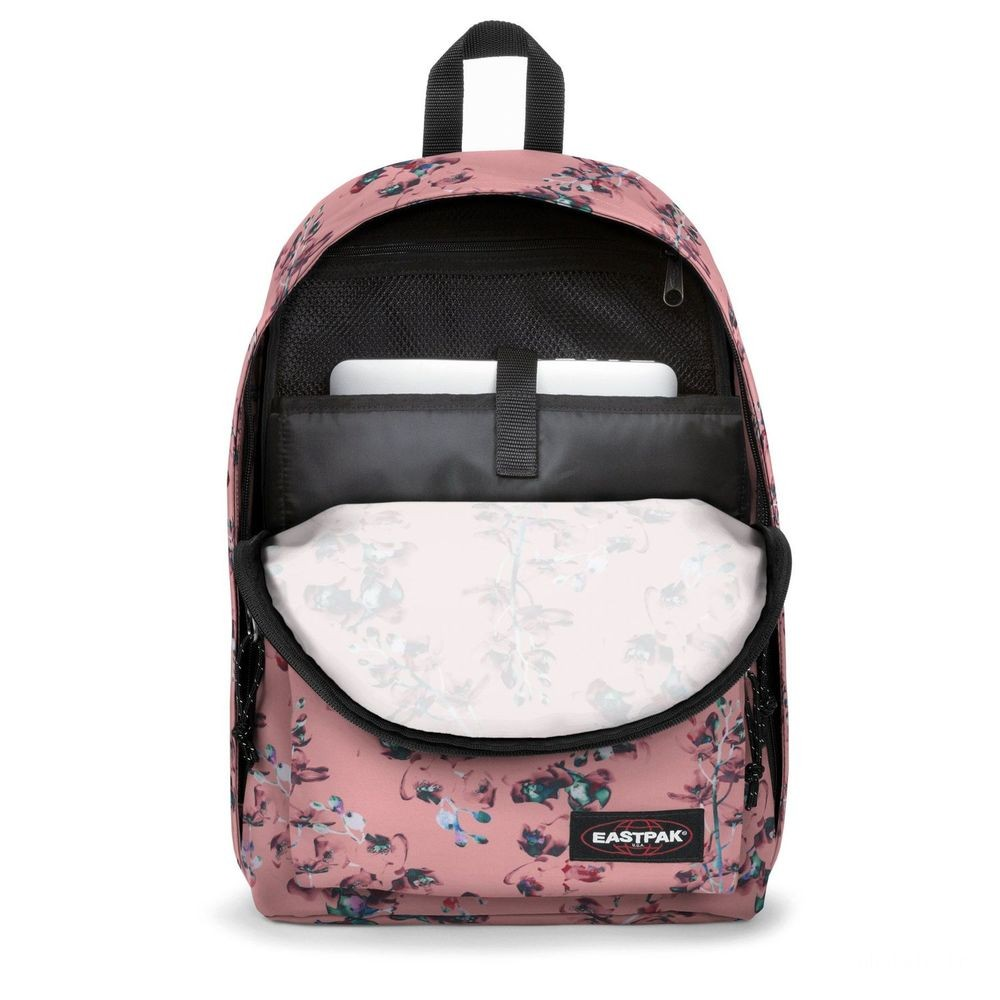Eastpak Out Of Office Romantic Pink - Soldes