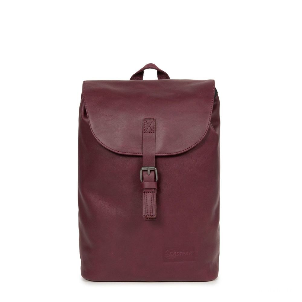 Eastpak Casyl Wine Leather - Soldes