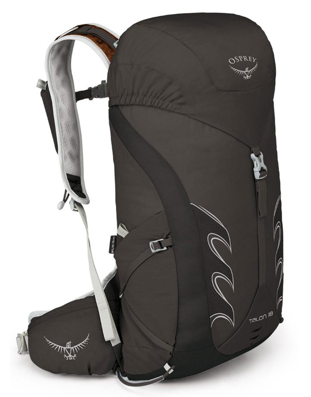 Osprey Sac à dos de randonnée léger homme - Talon 18 Black - Marque - Soldes