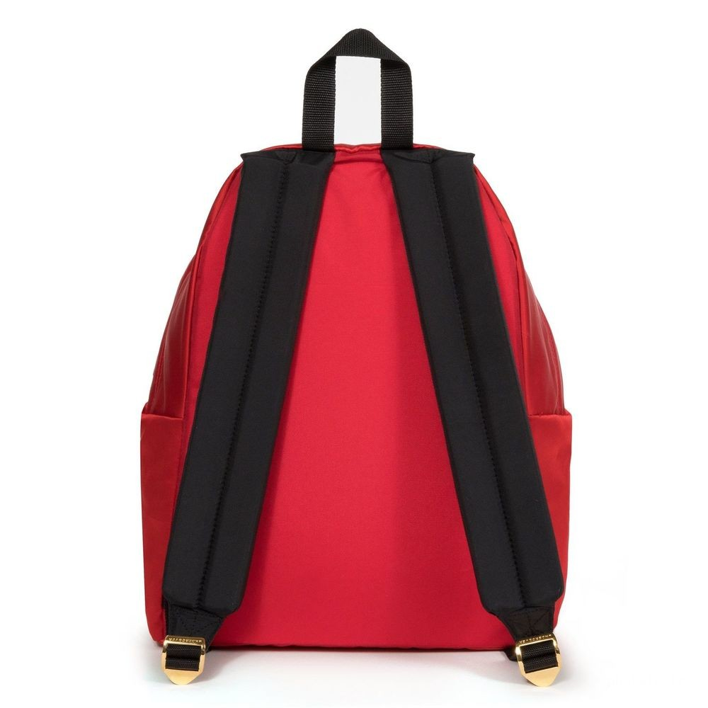 Eastpak Undercover Padded Pak'r® UC Red Satin - Soldes