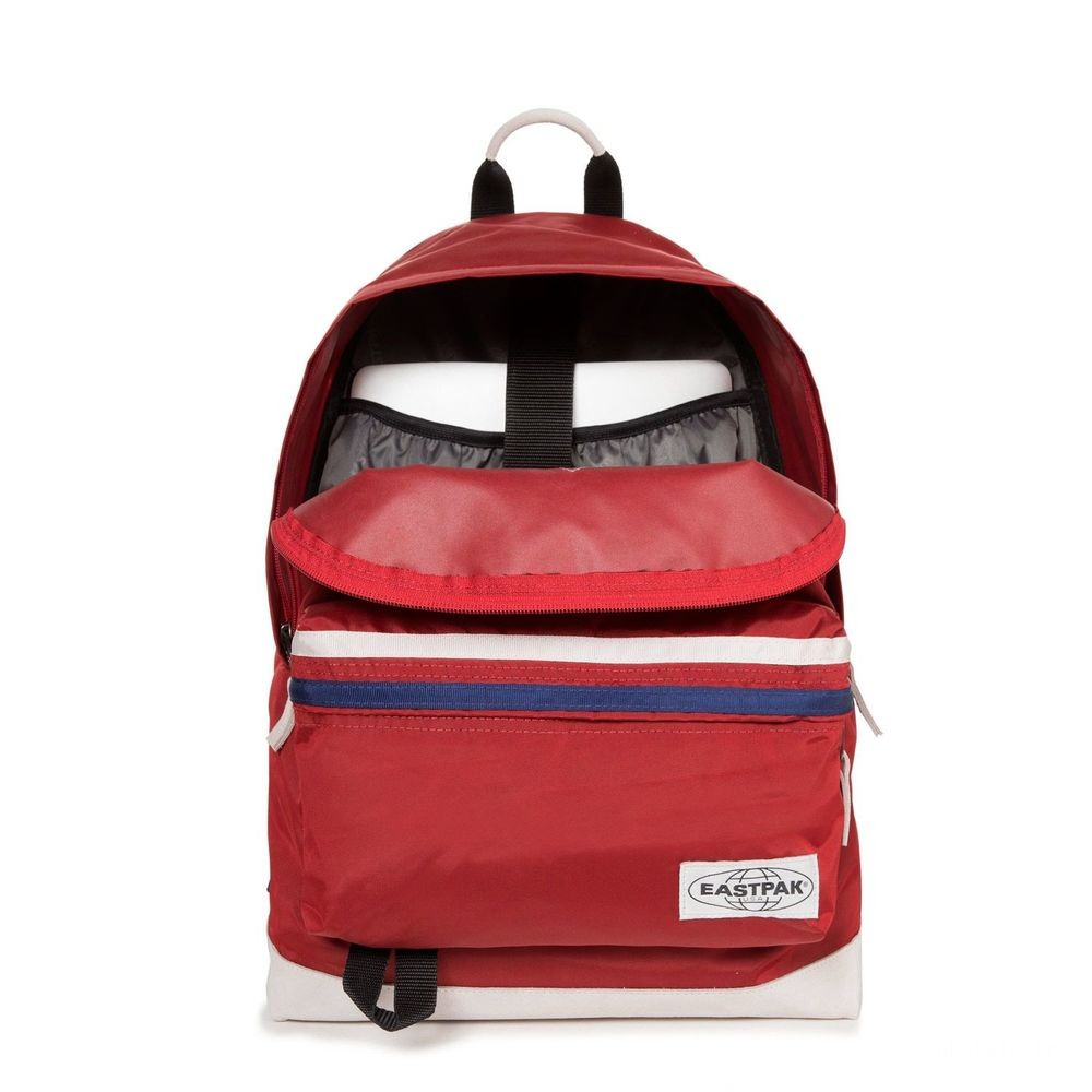 Eastpak Wyoming Into Retro Red - Soldes