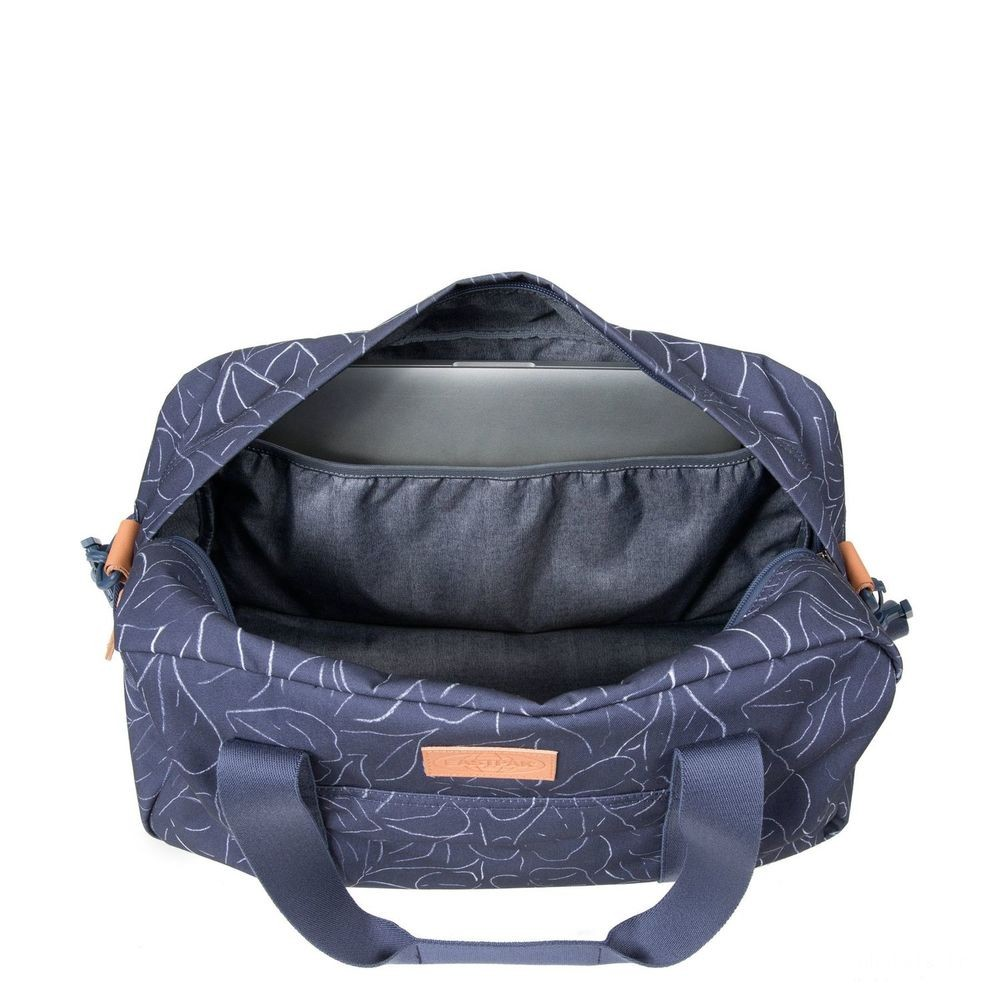 Eastpak Compact + Super Leaf