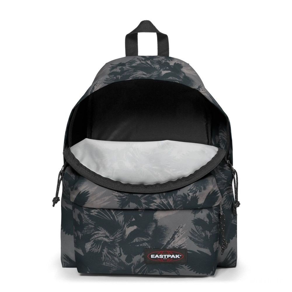 Eastpak Padded Pak'r® Dark Forest Black - Soldes
