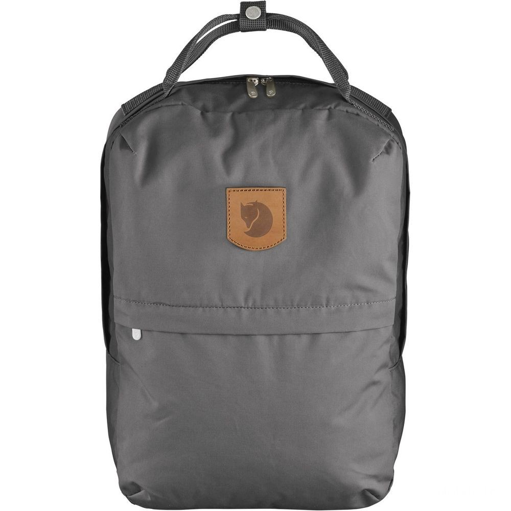 [BLACK FRIDAY] FJALLRAVEN Greenland Zip - Sac à dos - Large gris Gris