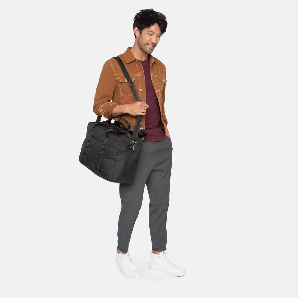 [CYBER MONDAY] Eastpak Deve Constructed Black