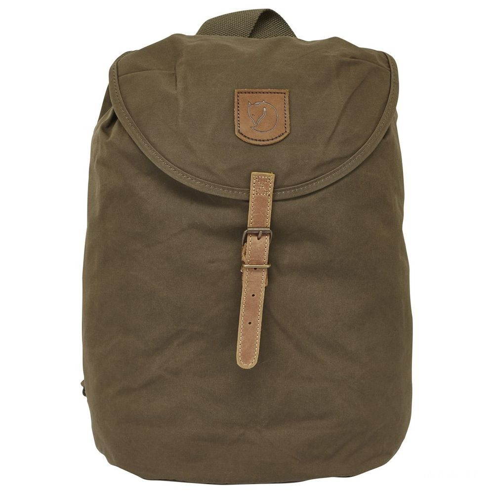 [BLACK FRIDAY] FJALLRAVEN Greenland - Sac à dos - Small olive Olive