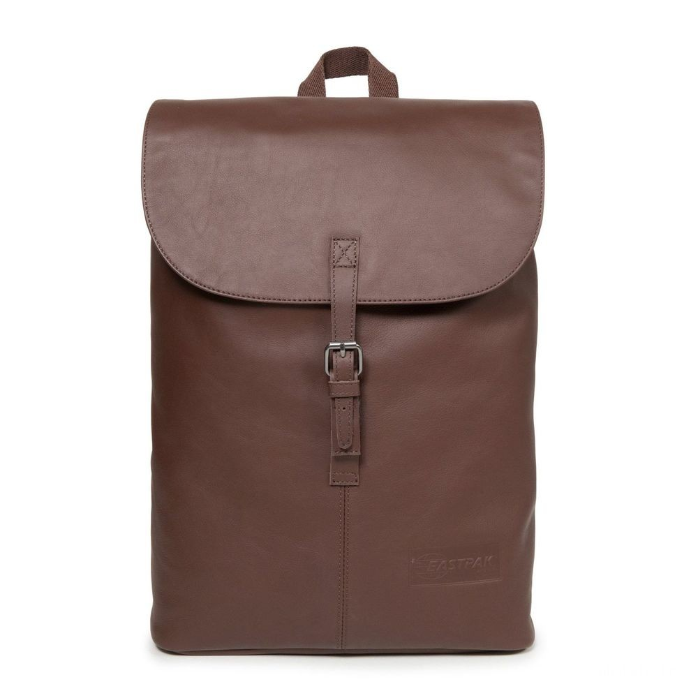 Eastpak Ciera Chestnut Leather - Soldes