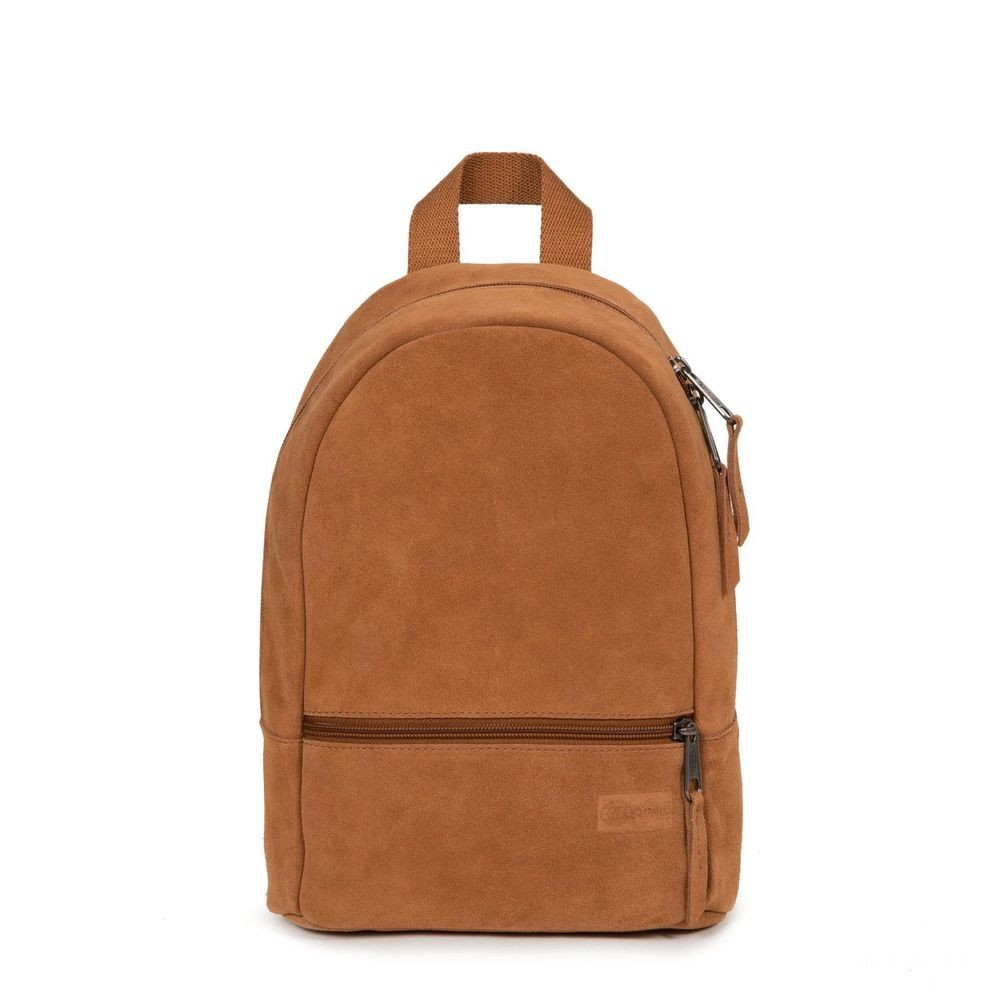 [CYBER MONDAY] Eastpak Lucia S Suede Rust