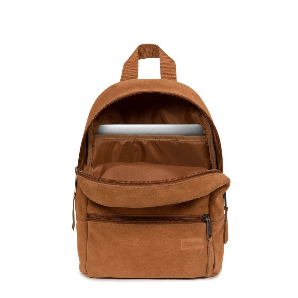 [BLACK FRIDAY] Eastpak Lucia S Suede Rust
