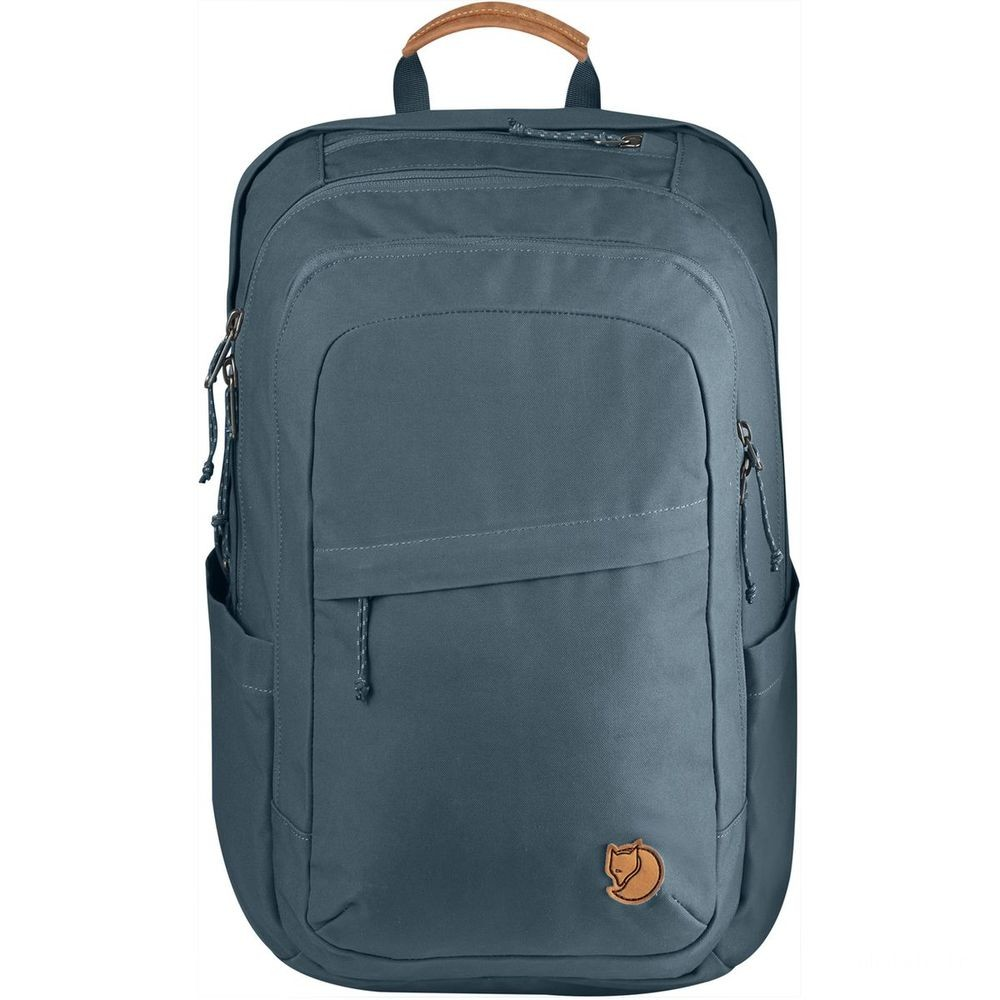 [BLACK FRIDAY] FJALLRAVEN Räven 28 - Sac à dos - gris Gris