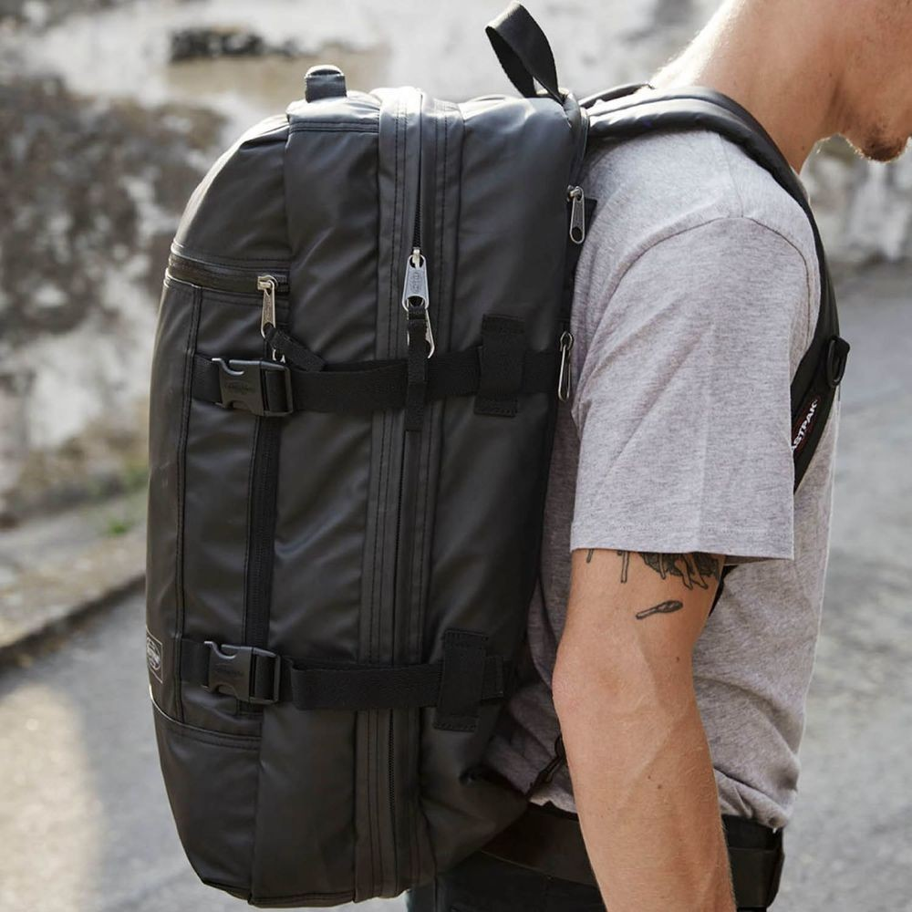 Eastpak Tranzpack Topped Black - Soldes