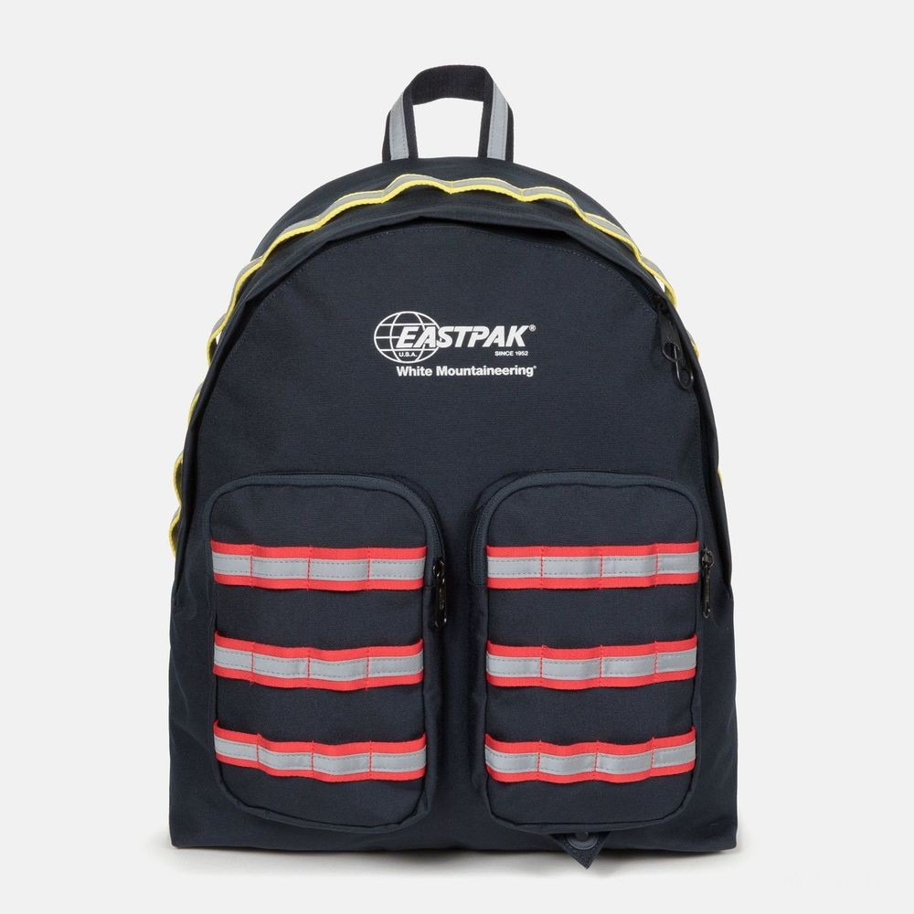 Eastpak White Mountaineering Doubl'r Navy - Soldes