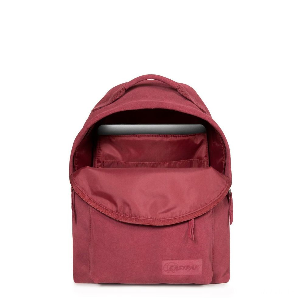 Eastpak Orbit Sleek'r Suede Merlot - Soldes