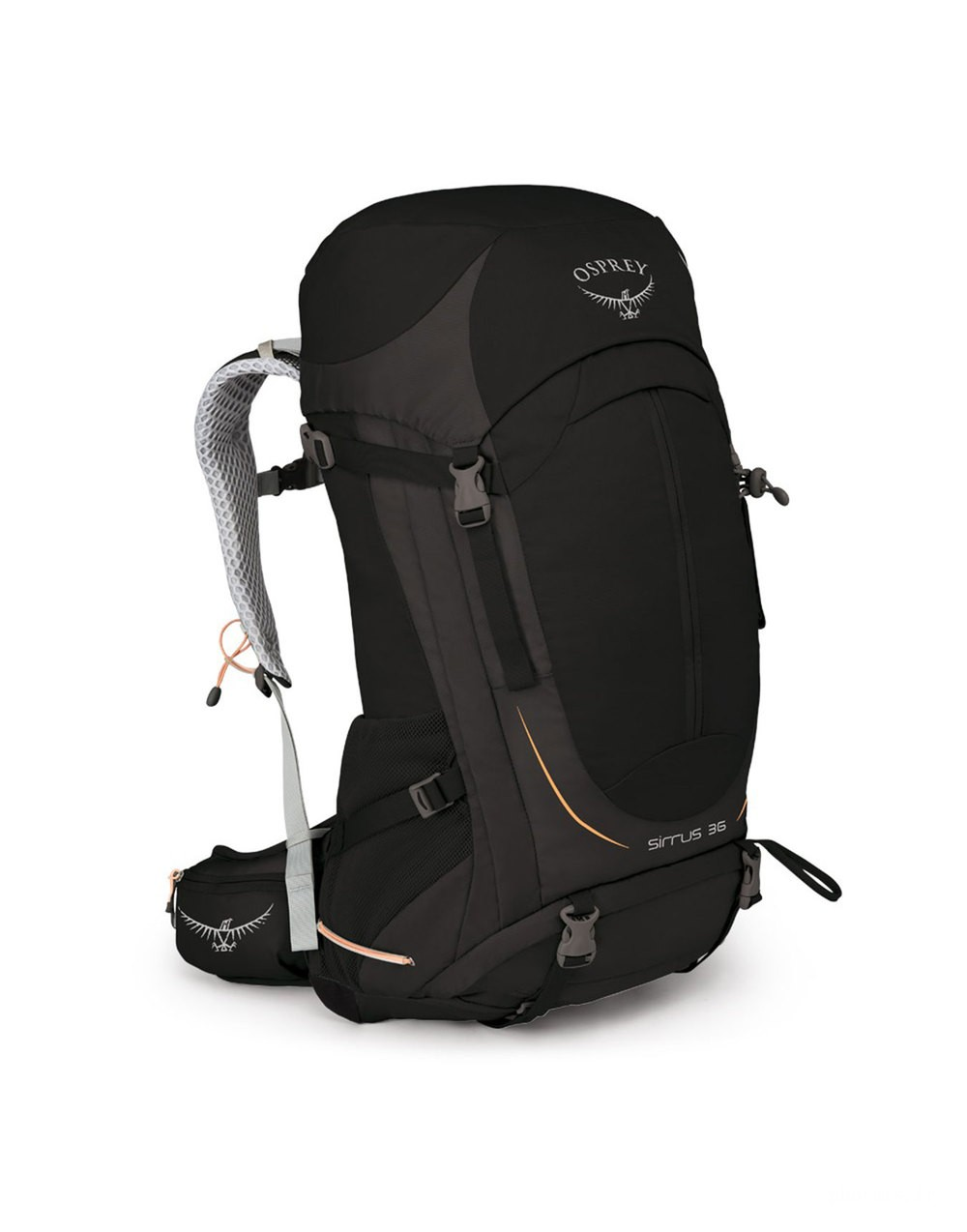 [BLACK FRIDAY] Osprey Sac à dos de randonnée femme - Sirrus 36 Black - Marque