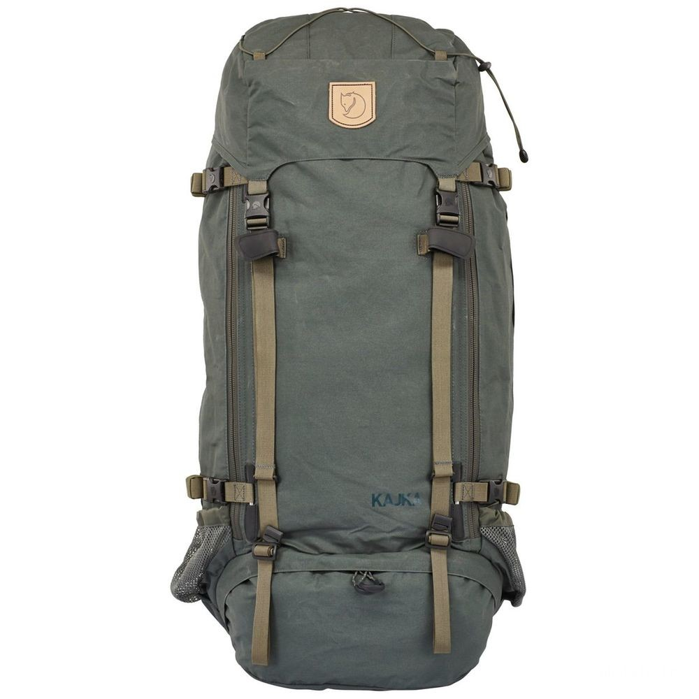 [BLACK FRIDAY] FJALLRAVEN Kajka 85 - Sac à dos - olive Olive