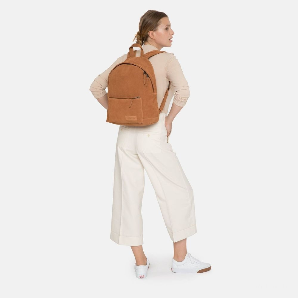 [CYBER MONDAY] Eastpak Padded Sleek'r Suede Rust