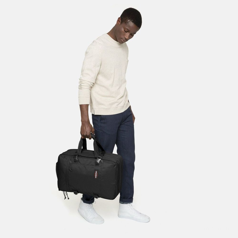 [CYBER MONDAY] Eastpak Tranzpack Black