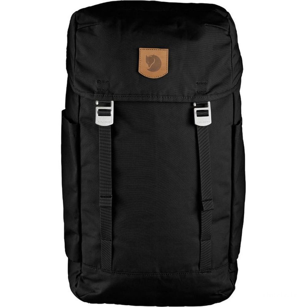 FJALLRAVEN Greenland Top - Sac à dos - Large noir Noir