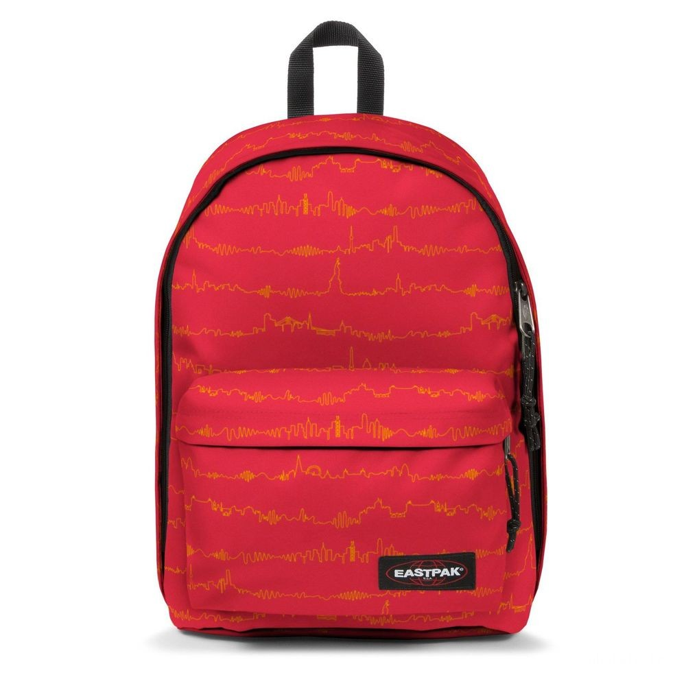 Eastpak Out Of Office Beat Teasing