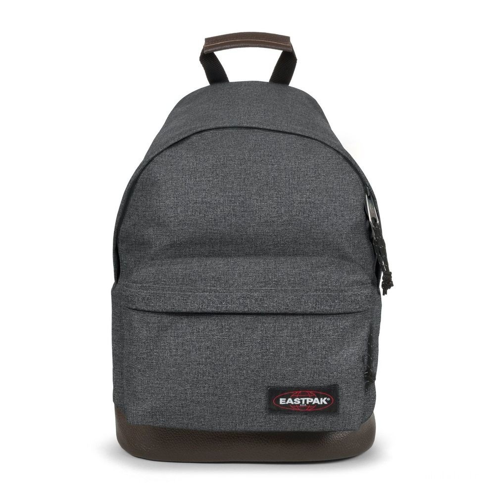 Eastpak Wyoming Black Denim - Soldes