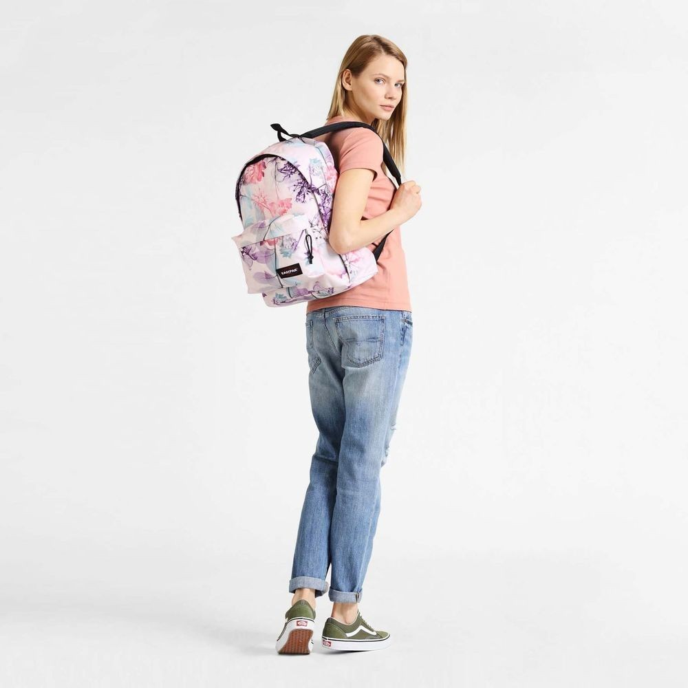 Eastpak Out Of Office Pink Ray - Soldes