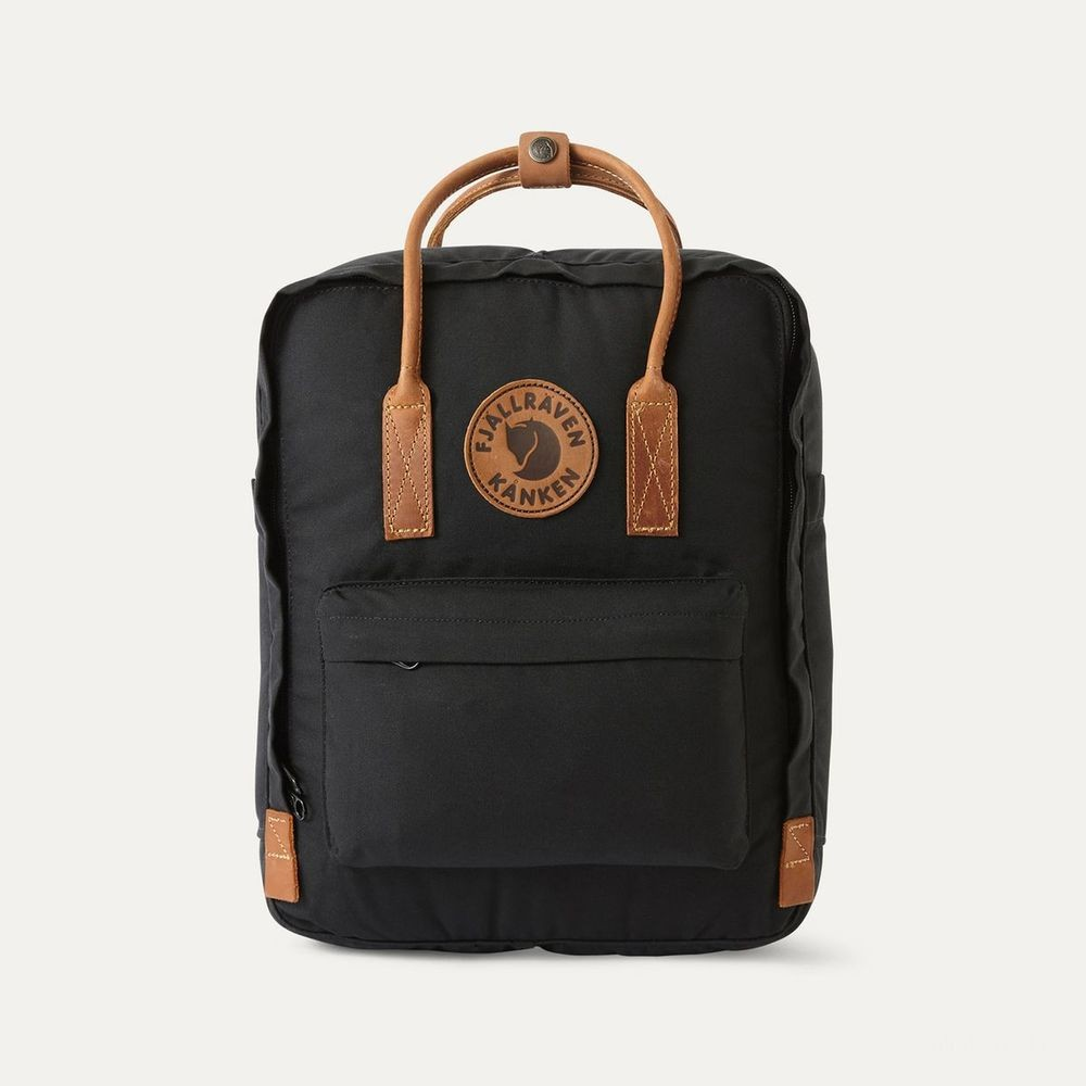 [BLACK FRIDAY] FJALLRAVEN Sac à dos KÅNKEN n°2 16L Noir