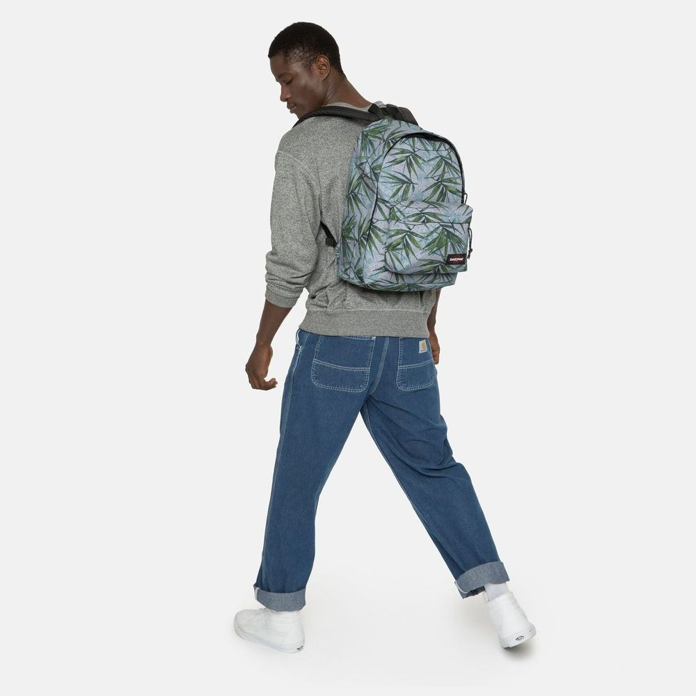 Eastpak Out Of Office Brize Mel Grey