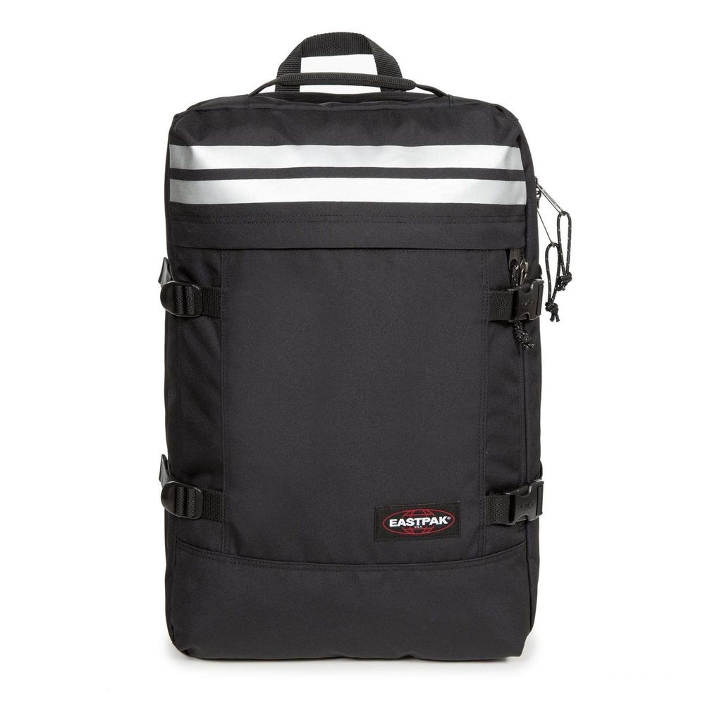 Eastpak Tranzpack Reflective Black
