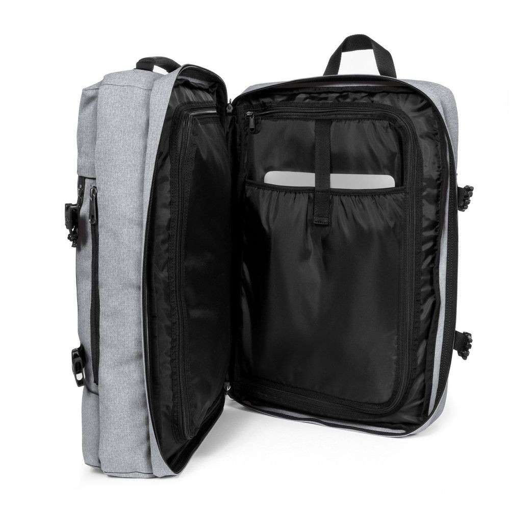Eastpak Tranzpack Sunday Grey - Soldes