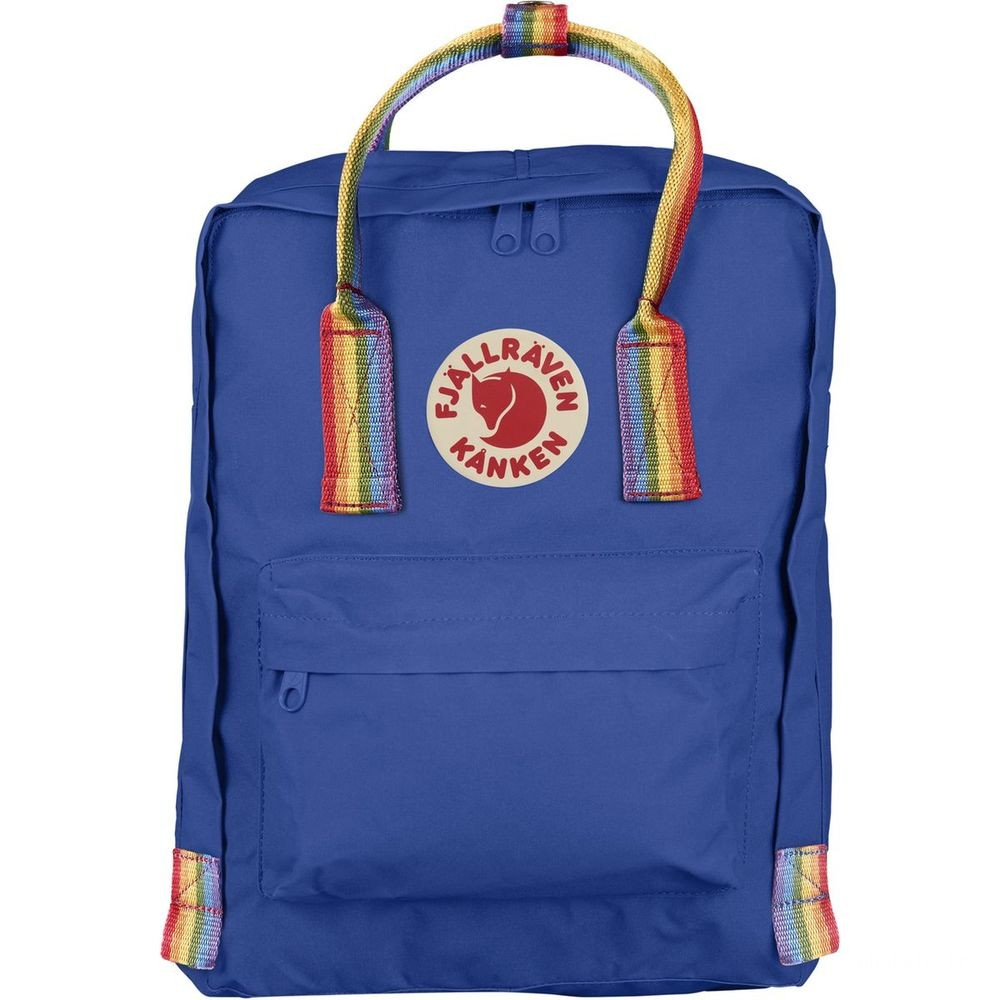 [BLACK FRIDAY] FJALLRAVEN Kånken Rainbow - Sac à dos - bleu Bleu