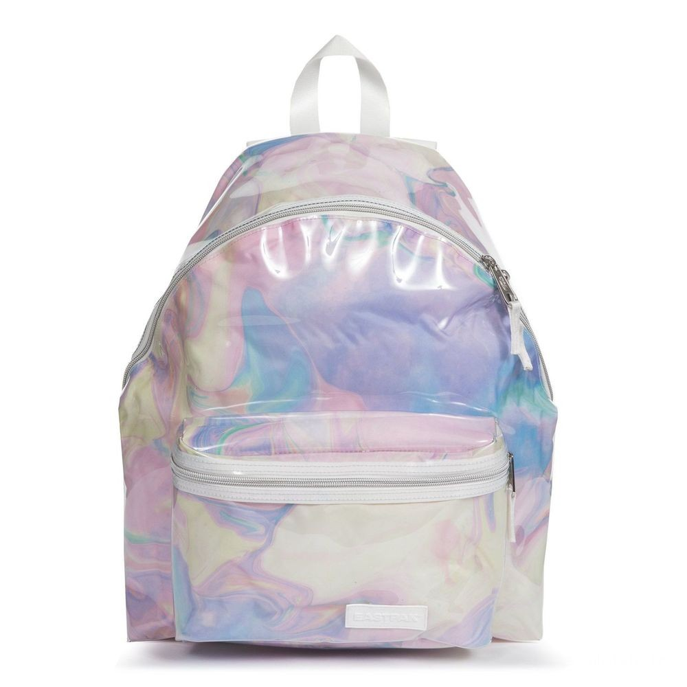 Eastpak Padded Pak'r® Marble Transparent - Soldes