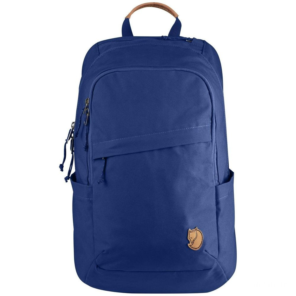 [BLACK FRIDAY] FJALLRAVEN Räven 20 - Sac à dos - bleu Bleu