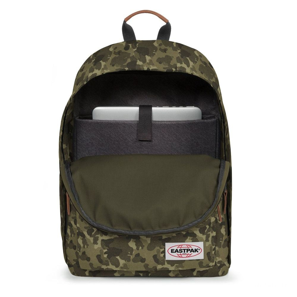 Eastpak Out Of Office Opgrade Camo - Soldes