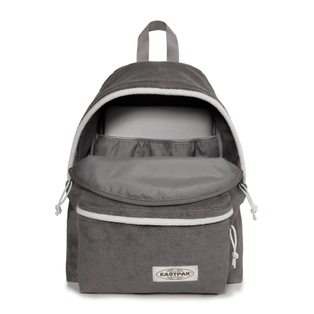 Eastpak Padded Pak'r® Grey Terry - Soldes