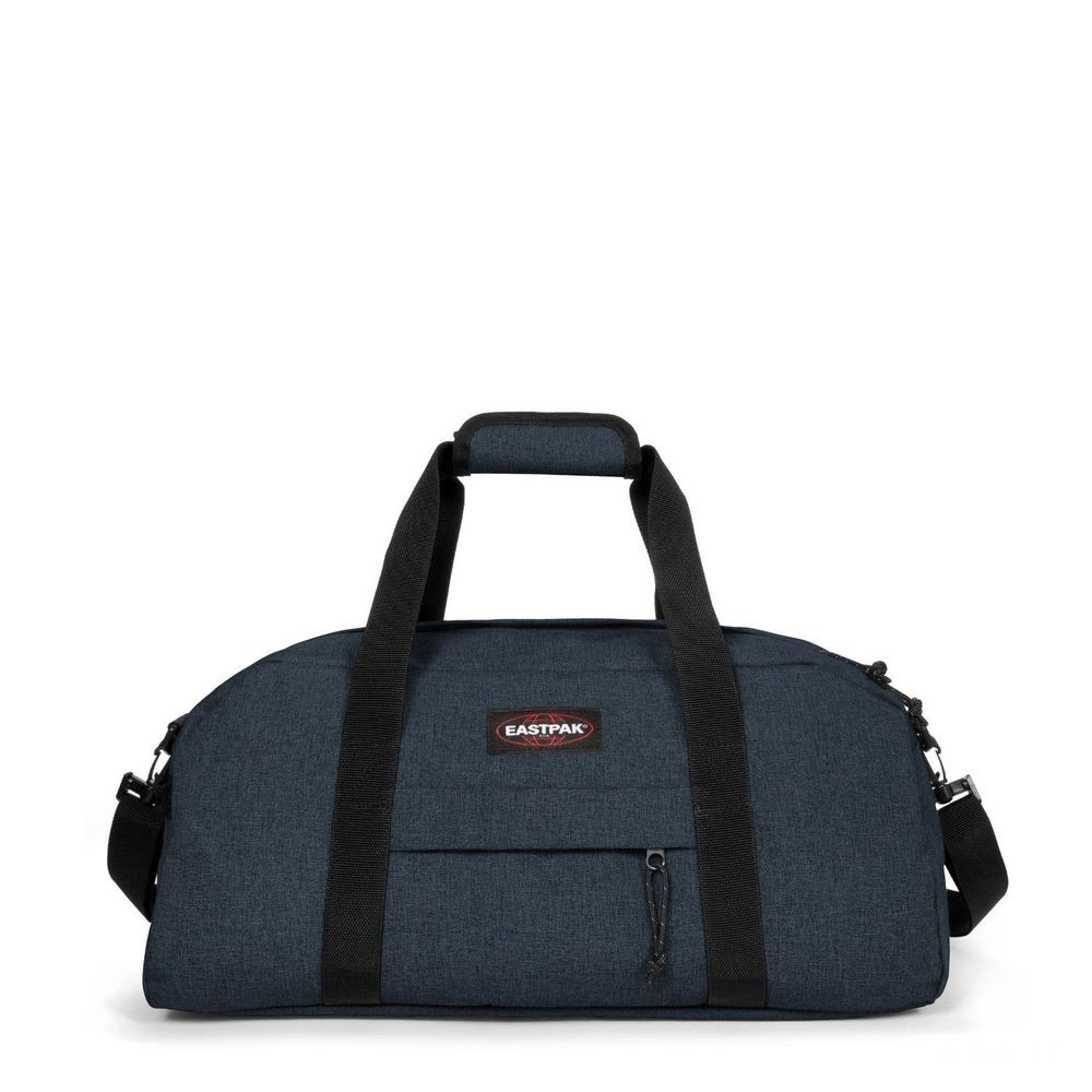 Eastpak Stand + Triple Denim