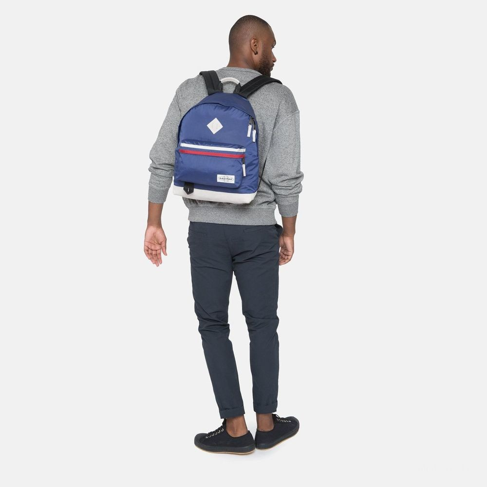 [CYBER MONDAY] Eastpak Wyoming Into Retro Blue