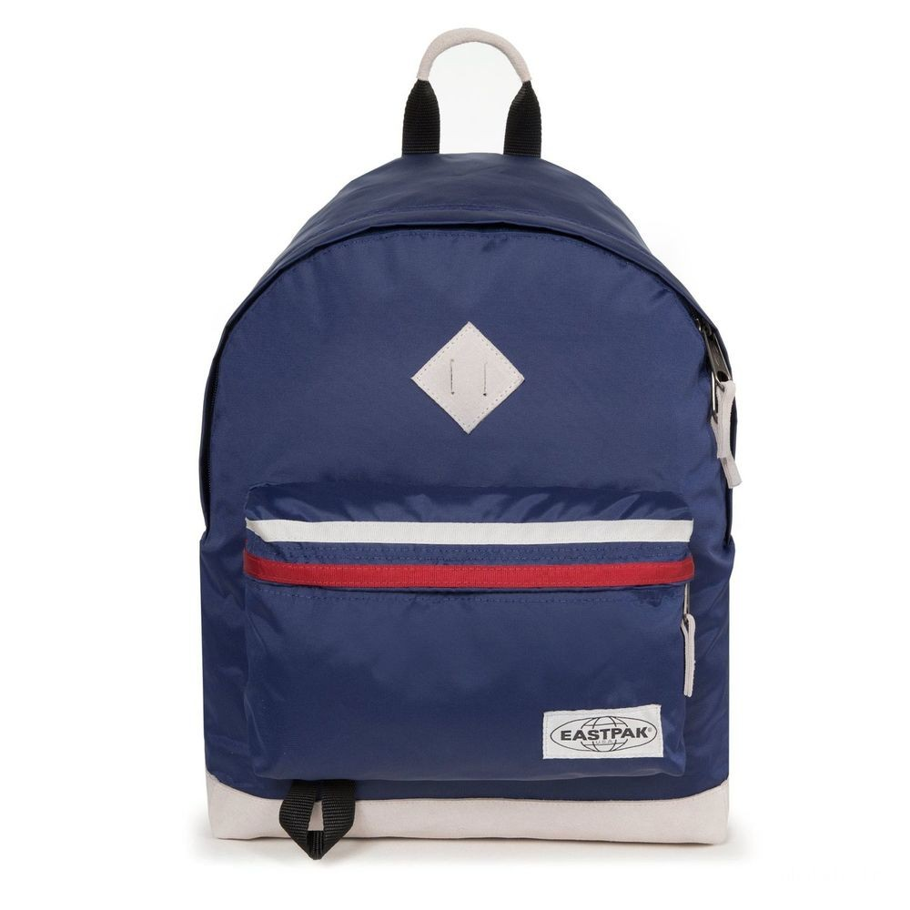 Eastpak Wyoming Into Retro Blue - Soldes
