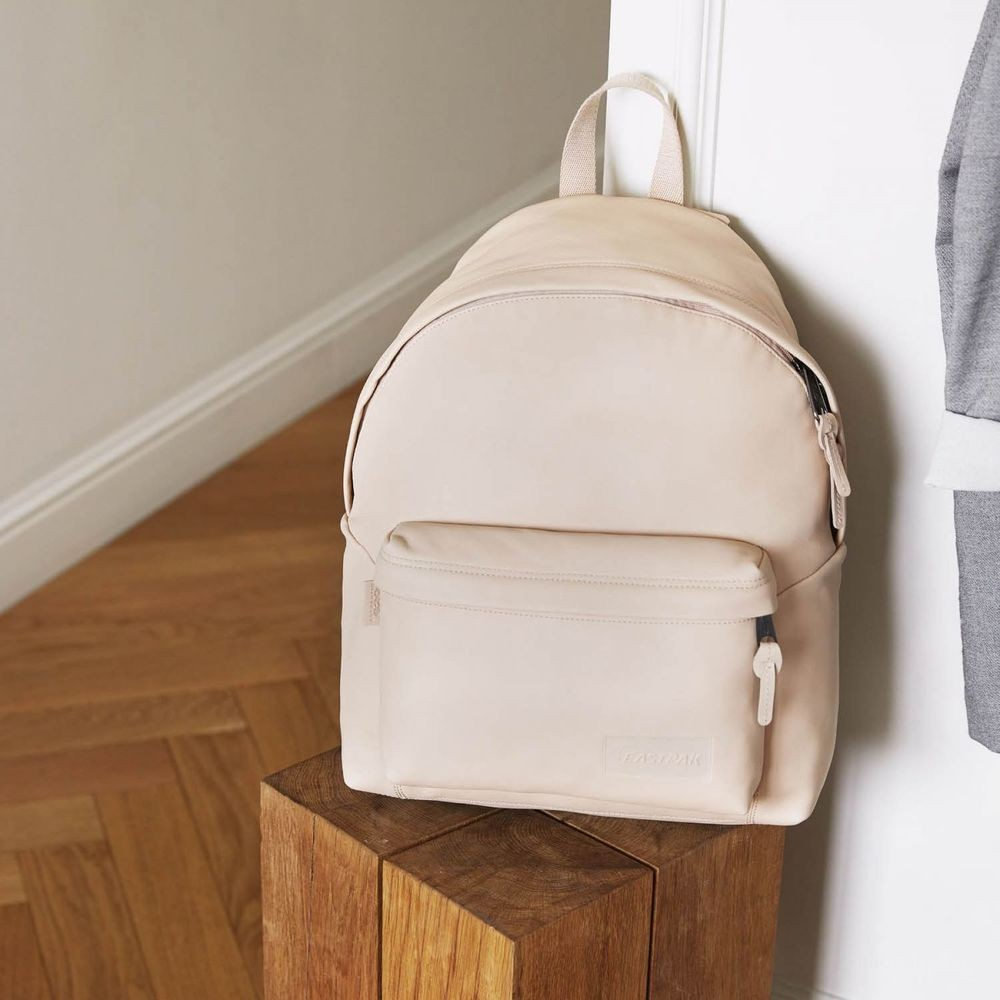 [CYBER MONDAY] Eastpak Padded Pak'r® Neutral Leather
