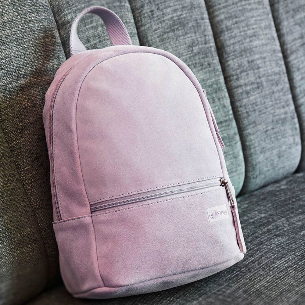 [BLACK FRIDAY] Eastpak Lucia S Suede Lilac