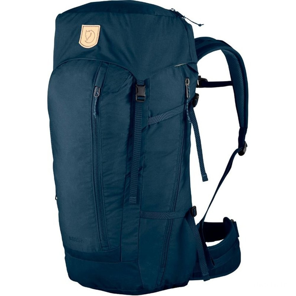 [BLACK FRIDAY] FJALLRAVEN Abisko Hike 35 - Sac à dos - bleu Bleu