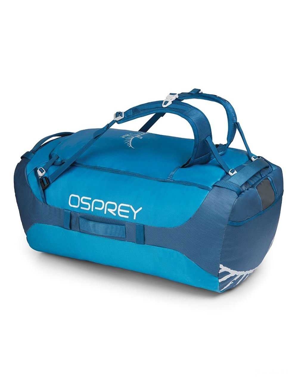 [BLACK FRIDAY] Osprey Sac duffel bag - Transporter 130 Kingfisher Blue - Marque