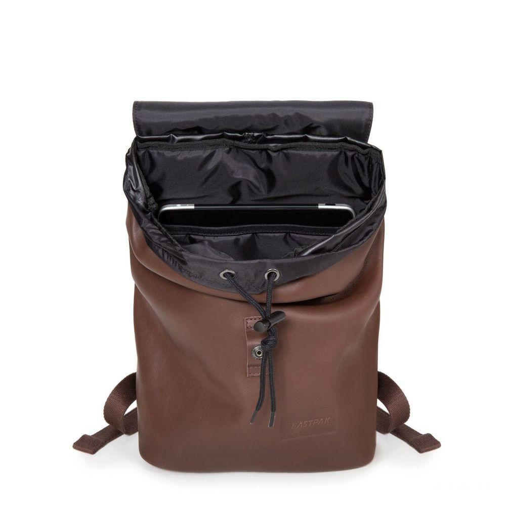 Eastpak Casyl Chestnut Leather