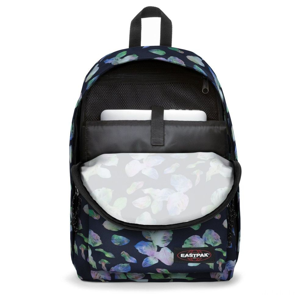 Eastpak Out Of Office Romantic Dark - Soldes