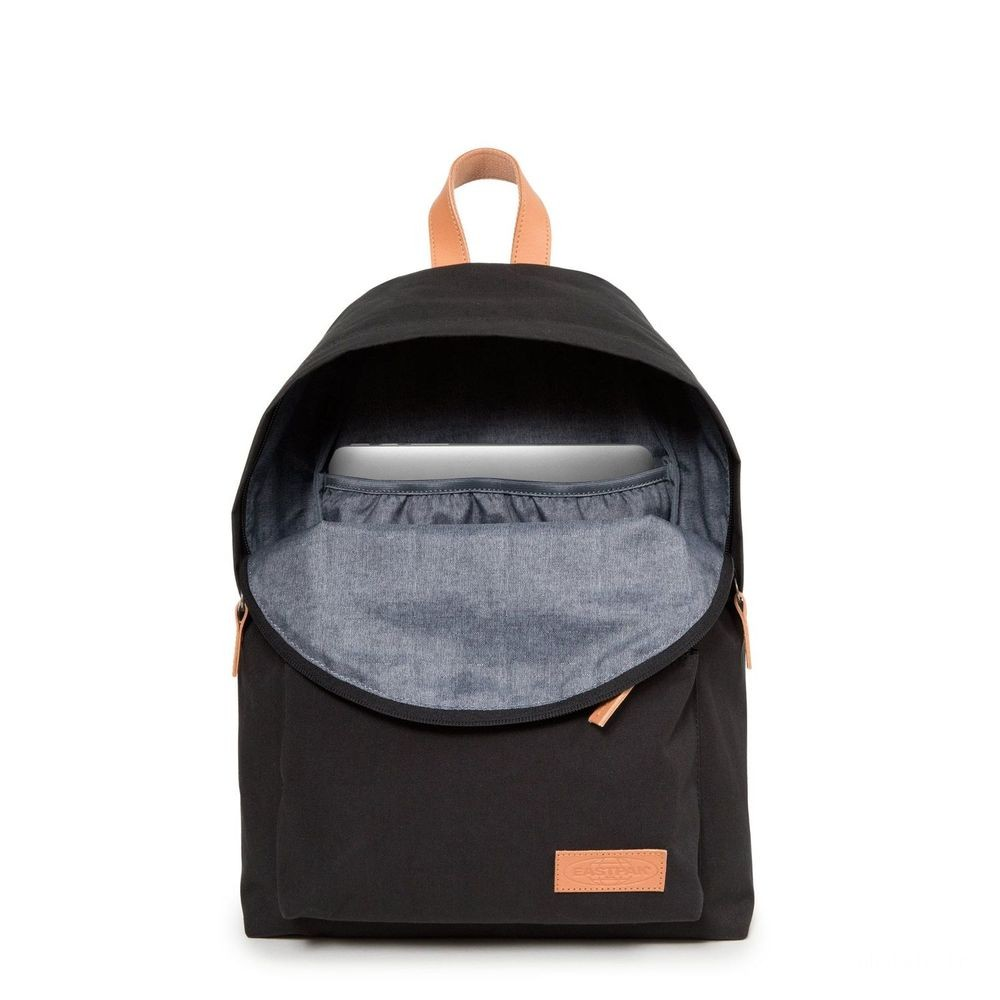 Eastpak Orbit Sleek'r Super Black - Soldes